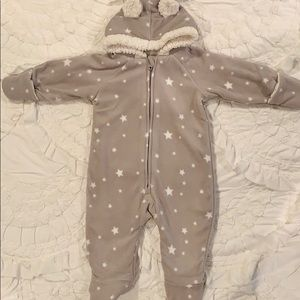Like New⭐️ Old Navy Soft Sherpa Bundle Suit